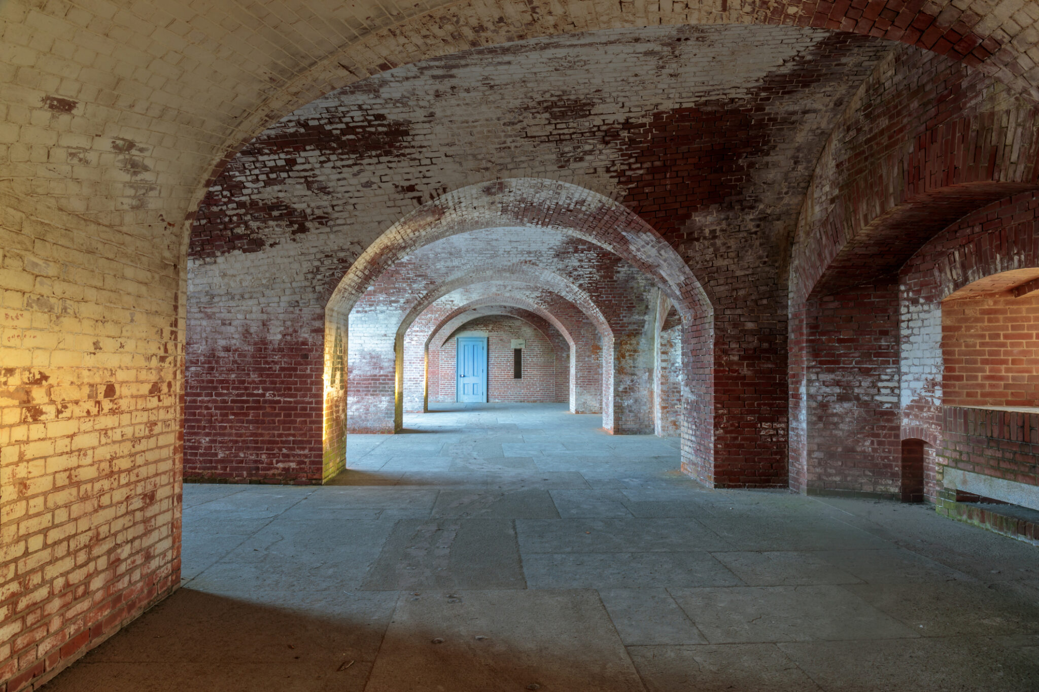 image of fort point